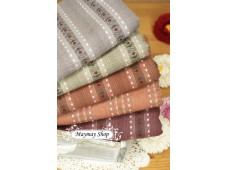 TYD1659 Try Pack *Jacquard Blossom Earthy Series*