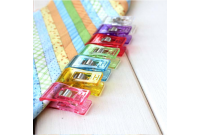 Rw137 Fabric Transparent Clips
