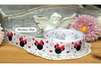 RG13 Grosgrain Ribbon*Minnie Hair Bow*