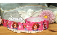RG15 Grosgrain Ribbon*Princess Sofia Potrait*