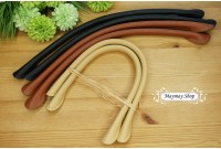 Rw216 Ear Types PU Leather Handle (Short)