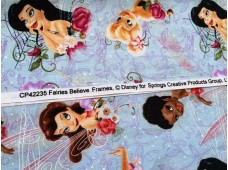 C2363 Designer Brand Cotton*Fairies*