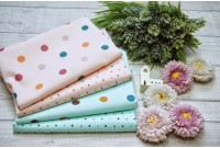 G2374 Pastel Polka Dot Set