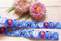 "RG40 Grosgrain Ribbon""Frozen"""