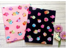 JPC2403 Cotton Fabric*Sweet Pastry*