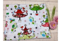 "C2421 Designer Brand Cotton""Christmas Tree"""