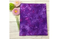"C2451 Designer Brand Cotton""Purple Marble"""