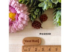 Rw203D Leather Badge*Hand Made*