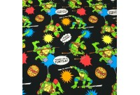 "C2512 Designer Brand Cotton""Action Ninja Turtle"""