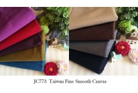 JC773  Taiwan Fine Smooth Canvas