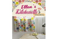 "LC2581 Blended Linen Cotton ""Ellen's Kitchenette match"""
