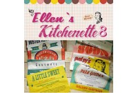 "LC2582 NessHome Panel ""Ellen's Kitchenette"""