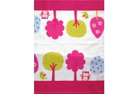 C2643 Sweet Owl Land Panel