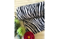 "ZNC2707 Jersey Knit Cotton""Zebra Skin"""