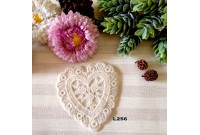 L256 Applique Style Lace Love & Rose's