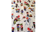 "C2796 Designer Brand Cotton""Little Cowboys"""