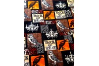 "C2804 Designer Brand Cotton""Trick Or Treat"""