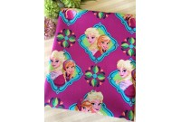 "C2844 Designer Brand Cotton""Anna & Elsa Badge"""