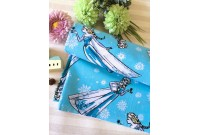 "C2845 Designer Brand Cotton""Sketch Elsa"""