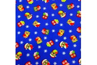 "C2462 Designer Brand Cotton""Christmas Owl"""