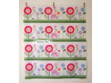 C1423 * Colorful Owl Cot Matching*