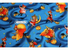 C1486 Designer Brand Cotton *Witch*