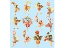 Rw207G Iron On Sticker *Fairy Tale*