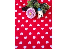 """NC2932 Jersey Knit Cotton""""Red Heart"""""""