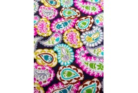 C2938 Designer Brand Cotton *Colourful Paisley*