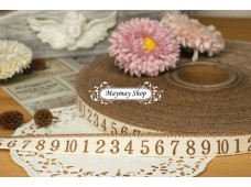 L232 *Linen Base Measurement Tape*
