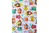 C2971 Designer Brand Cotton *Bird House*