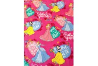"C2996 Designer Brand Cotton ""Princess Sayings"""