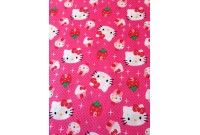 "C3001 Designer Brand Cotton ""Hello Kitty CupCake Toss"""