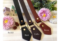 Rw323 Soft PU Leather Triangle Handle