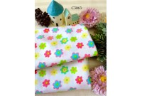 C3063 Cotton *Soft Pastel Blossom*
