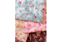 "JPC3132 Cotton Fabric""Royal Rose,Scprit"""