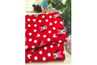 "NC3203 Jersey Knit Cotton""Classic Minnie Toss"""