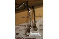 RW94B Antique Metal Chain (Handle)