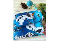 "C3213 Designer Brand Cotton ""Olaf Warm Hugs"""
