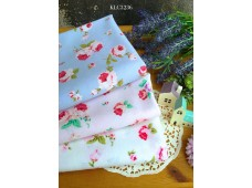 KLC3237 Light Canvas*Sweet Roses*
