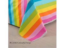 BC3246 Twill Cotton *Tree & Stripe*