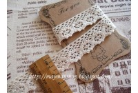 L45 Cotton  Lace (2cm)