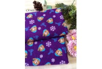 "CF3103 Cotton Flannel ""Princess Anna"""