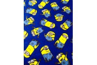 "CF3106 Cotton Flannel ""Minions Toss"""