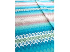 BC3257 Twill Cotton *Blue Forest*