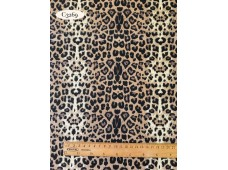 "C3269 Canvas ""Leopard Skin"""