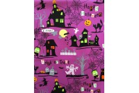 "C3302 Designer Brand Cotton ""Spooky Night"""