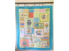 "C3317 Panel Designer cotton""LiL Wonders"""