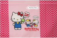 C1398 Designer Brand Cotton*Hello Kitty & Friends *   (Defect)