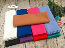 "C3330 Designer Brand Cotton""9 Plain Cotton"""